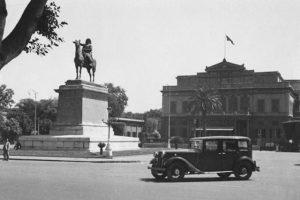 Opera Binası ve Kahire Meydanı