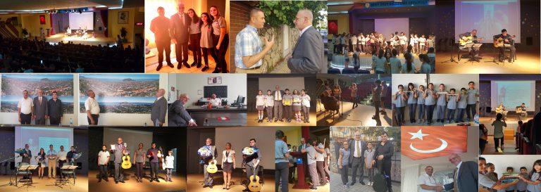 Ülkemizde Profesör Unvanına Sahip İlk Gitarist Olan Ahmet Kanneci Alanya'da Küçük Kalpleri Fethetti