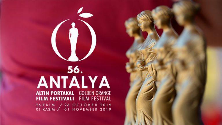 Antalya'da Altın Portakal Heyecanı 2019