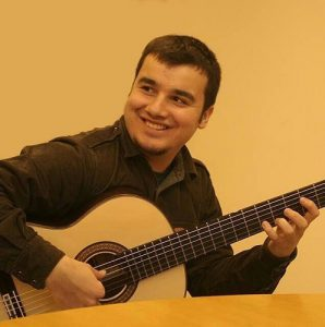 Gitar Sanatçısı Özcan Dal