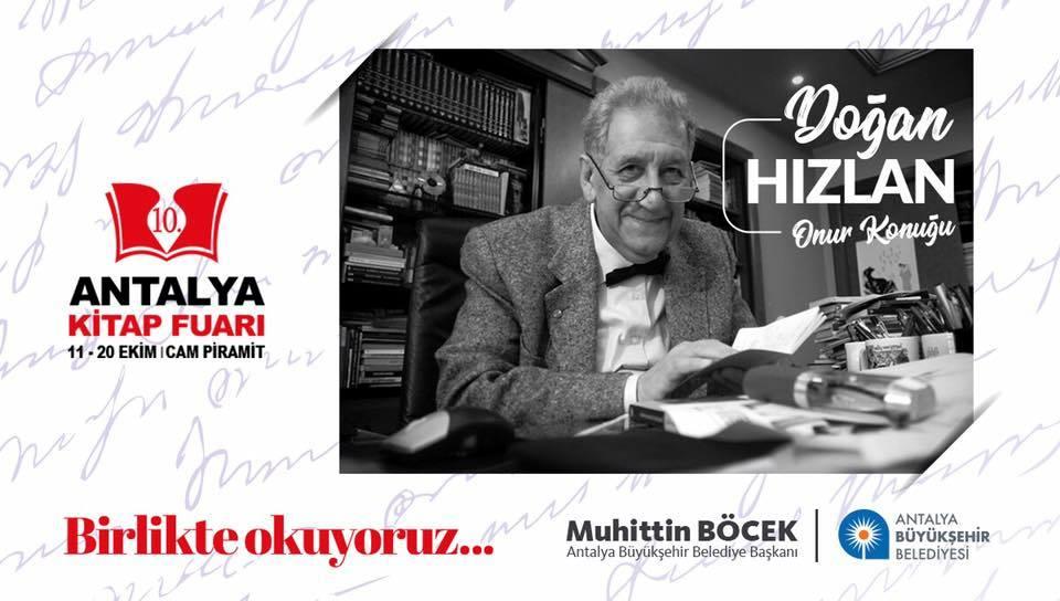 10. Antalya Kitap Fuarı 2019