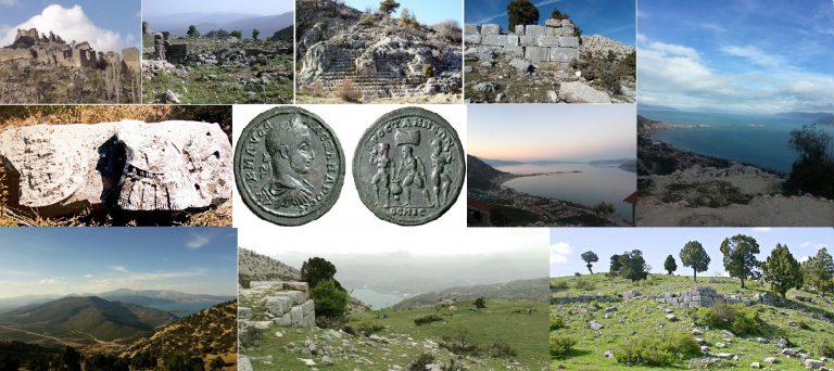Prostaenneis – Prostanna Antik Kenti / Pisidia / Isparta – Eğirdir