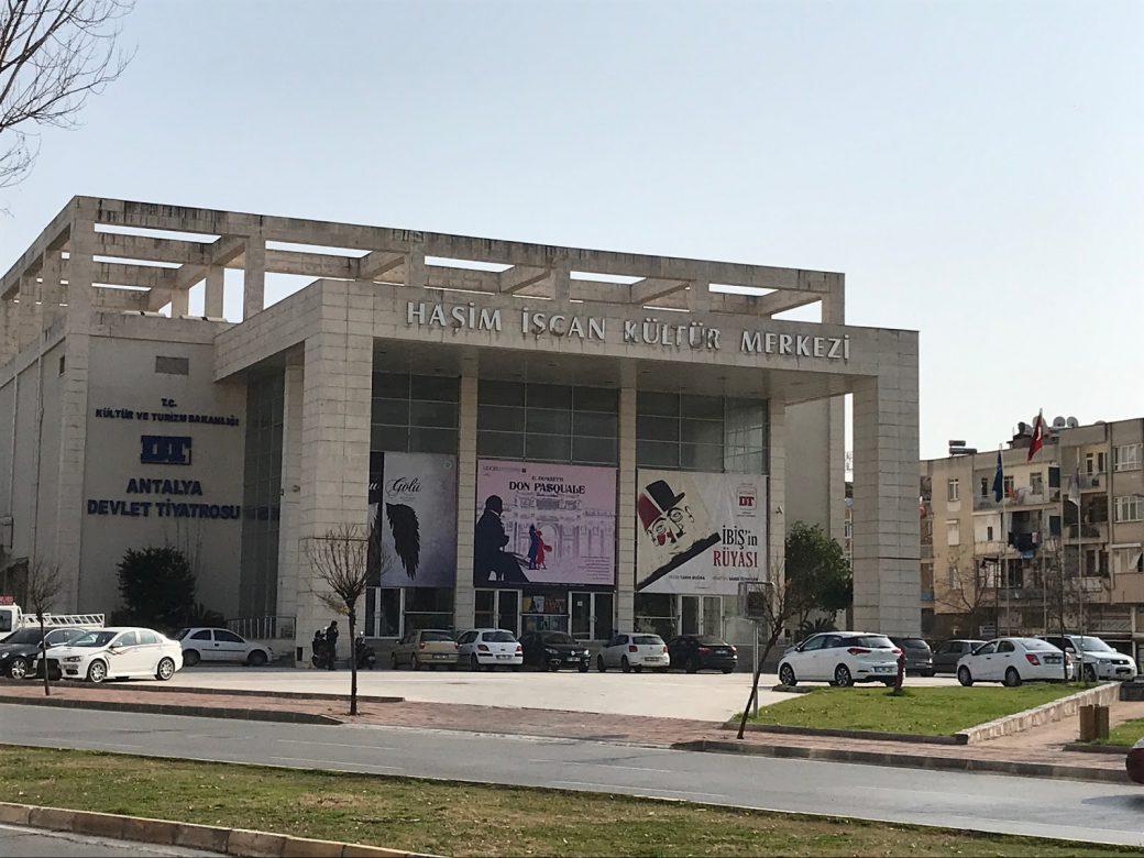 Antalya'da Kültür ve Sanat Hayatı