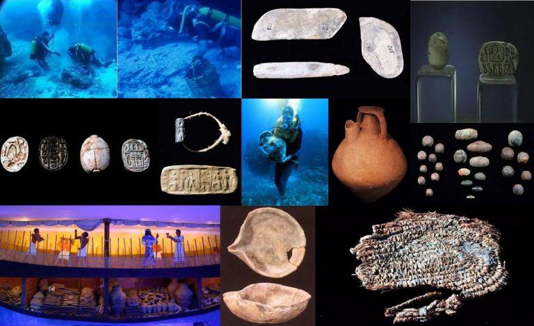 Dünyanın En Eski ve En Önemli Gemi Batıkları Antalya'da (Gelidonya Batığı 1)