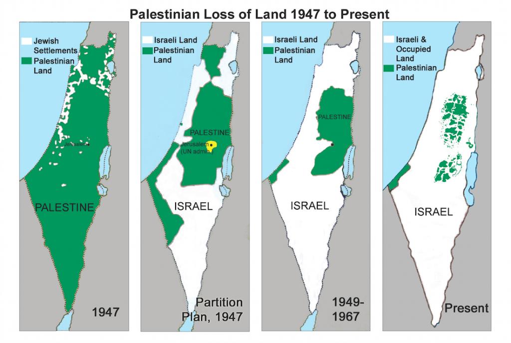 29 Kasım Filistin Halkıyla Dayanışma Günü ve Filistin Gerçekleri
