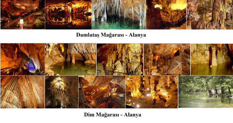 Mağara Turizminin Önemi – Damlataş ve Dim Mağarası / Alanya