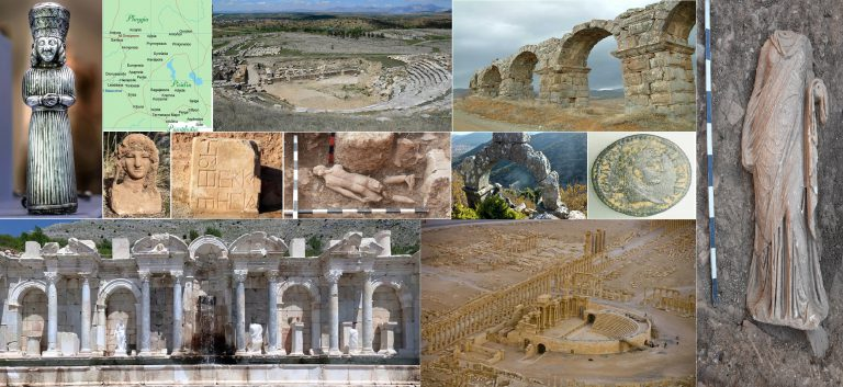 Karallia Antik Kenti / Pisidia Bölgesi