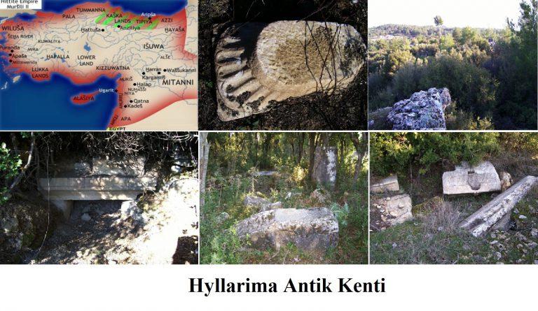Hyllarima Antik Kenti / Likya Birliği – Muğla