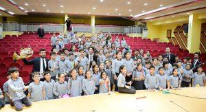Anadolu Nefesli Beşlisi gittikleri her şehirde, kasabada, beldede çocukların kalbini fethediyor