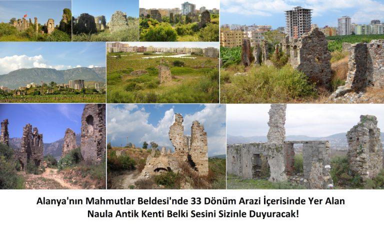 Naula Antik Kenti / Antalya-Alanya