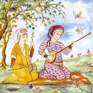 Kadınların müzikle ortaya saçtıkları ruh zenginlikleri, kültürle dokumaya ve yaşantısına da yansıdı...