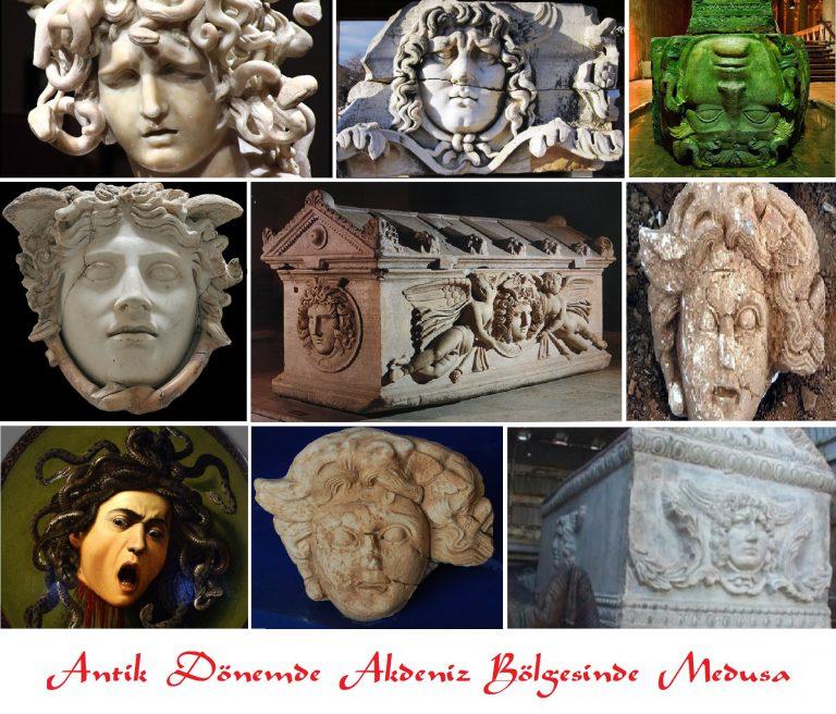 Antik Dönemde Akdeniz Bölgesinde Medusa
