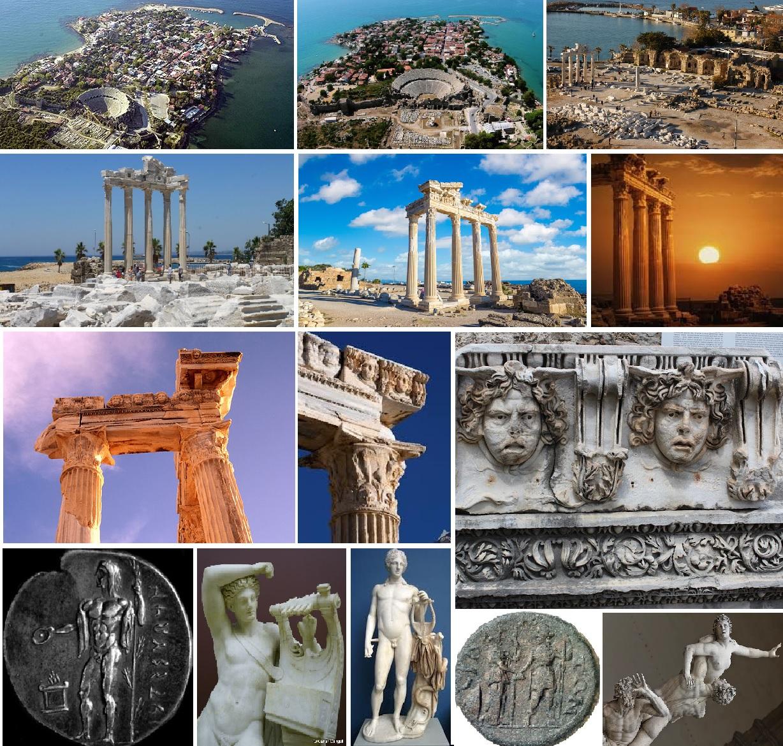 Side Antik Kenti ve Apollon Tapınağı