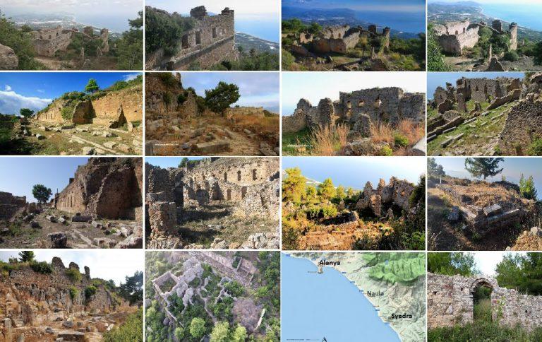 Syedreon / Syedra Antik Kenti – Antalya-Alanya / Klikya Bölgesi
