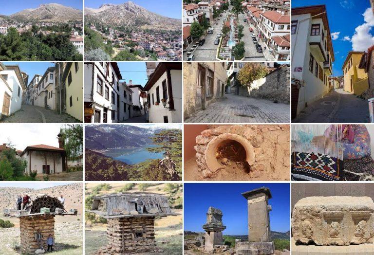 Antalya'nın Elmalı İlçesi Doğal Otantik ve Şirin Bir Cennet Köşesi