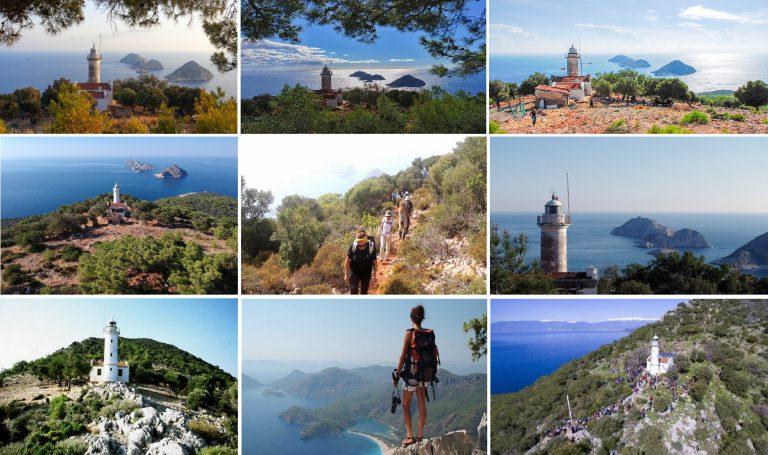Gelidonya Feneri Türkiye Kıyılarının En Yüksek En Güzel Manzaralı Feneridir