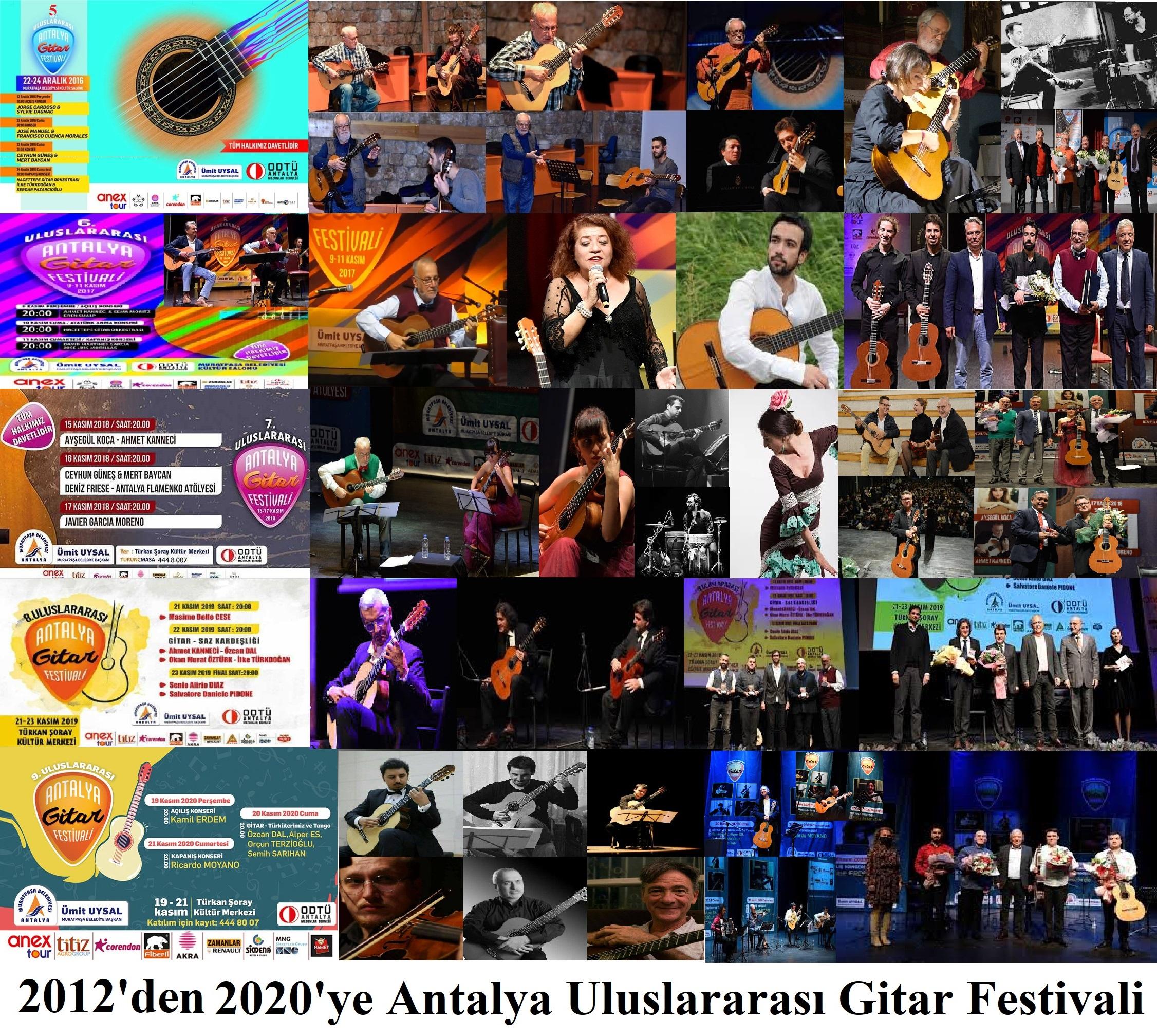 Uluslararası Gitar Festivali Antalya'ya Çok Yakışıyor (II. Bölüm)
