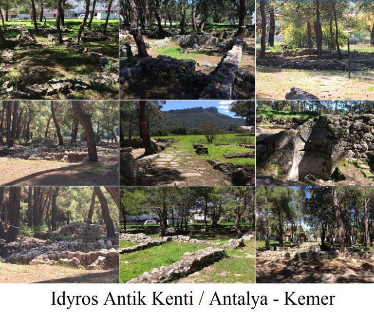 Idyros Antik Kenti / Antalya – Kemer