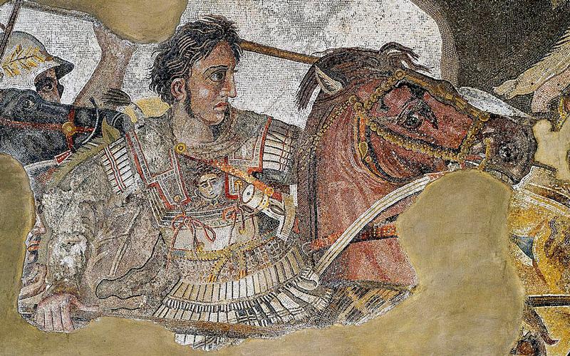 Roma İmparatoru İskender.