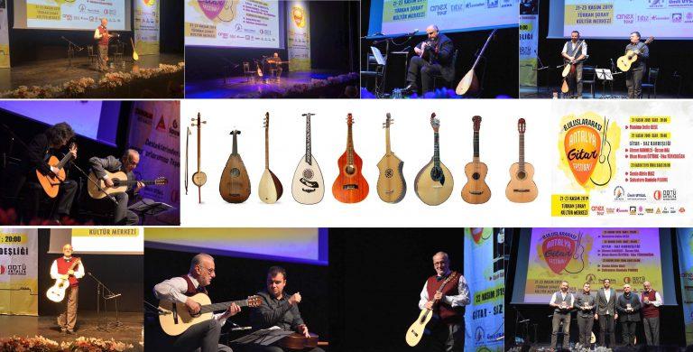 Gitarın Tarihi Anadolu Topraklarında Başlar