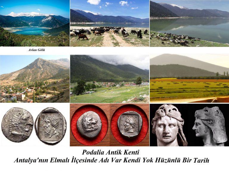 Podalia Antik Kenti / Likya Birliği