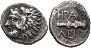 Herakleia Pontika antik paraları bizlere göstermektedir ki, ilk çıkan Lidya Paraları ise Milas yakınlarında yer alan bu antik kentin araları haliyle birbirine benzerlik göstermektedir.