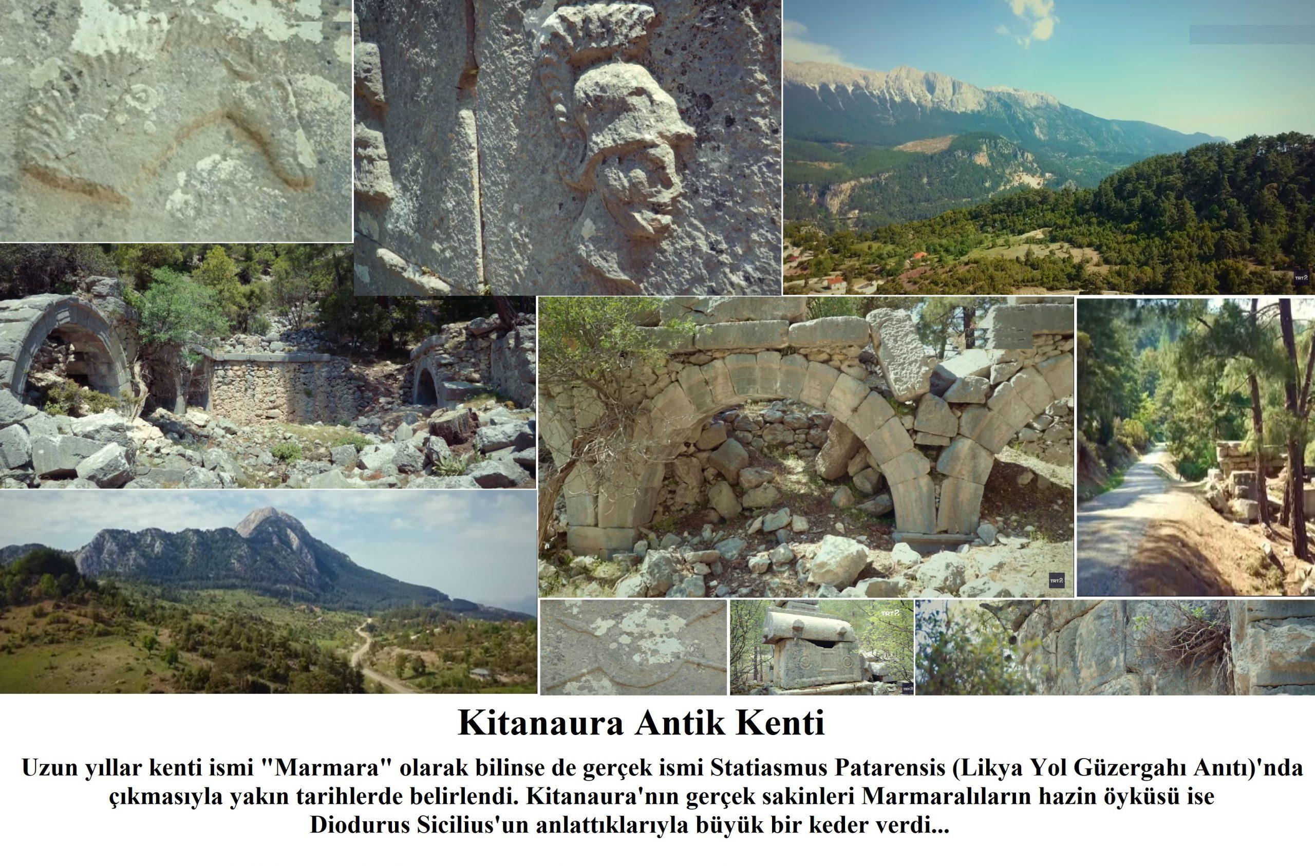Kitanaura Antik Kenti / Antalya – Kumluca