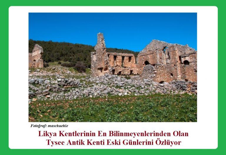 Tysee Antik Kenti / Antalya – Kaş