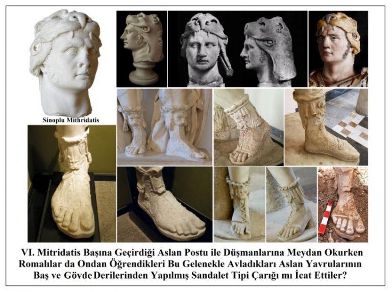 Antik Dönemin Önemli Simgelerinden Olan Aslan VI. Mitridatis ve Romalılar