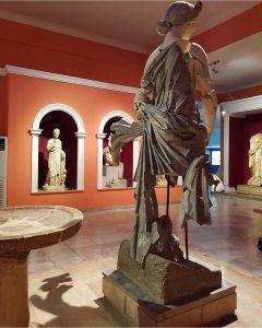 Perge Antik Kenti'nin muhteşem güzeli Antalya Müzesi'nde sergileniyor.