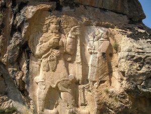 Hititlere Ait Kaya Anıtı - İvriz