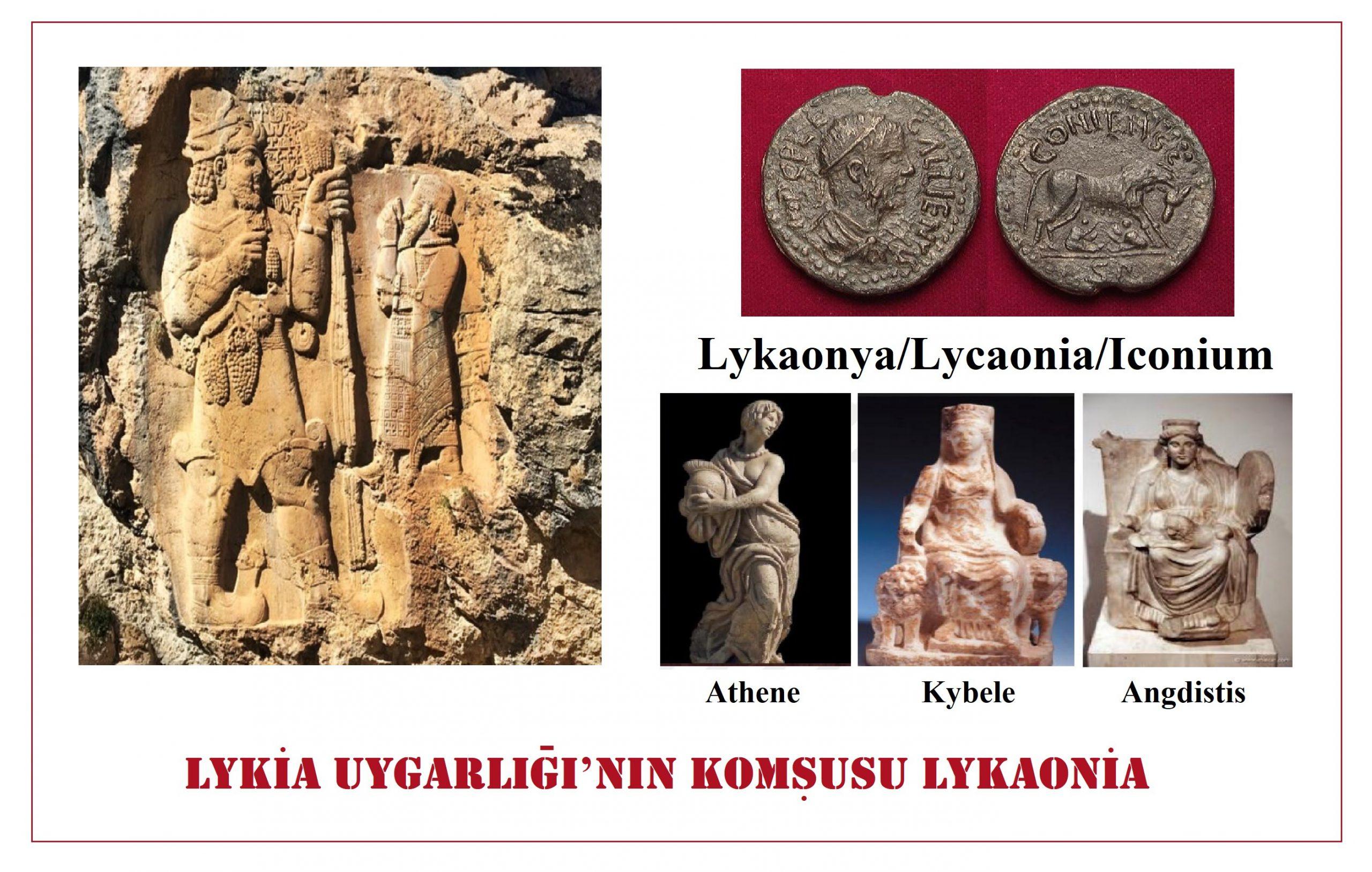 Lykia Uygarlığı'nın Komşusu Lykaonia