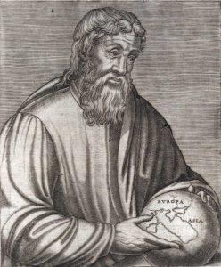 Amasyalı tarihçi, coğrafyacı olan Strabon M.Ö 64-M.S 23 tarihleri arasında yaşamıştır. Yüz yıllık ömrüne çok büyük başarılar sığdırmıştır. Sadece kendi döneminin değil, bu yüzyılın da tarihinde geçmişle günümüzü birbirine bağlayan bir köprü olmuştur.