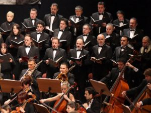 Antalya Devlet Senfoni Orkestrası Sanatçıları