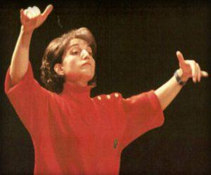 Antalya Devlet Senfoni Orkestrası Şefi İnci Özdil