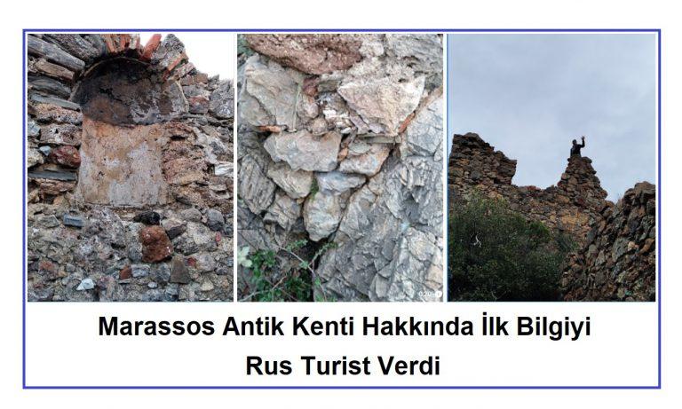 Marassos Antik Kenti / Alanya – Demirtaş